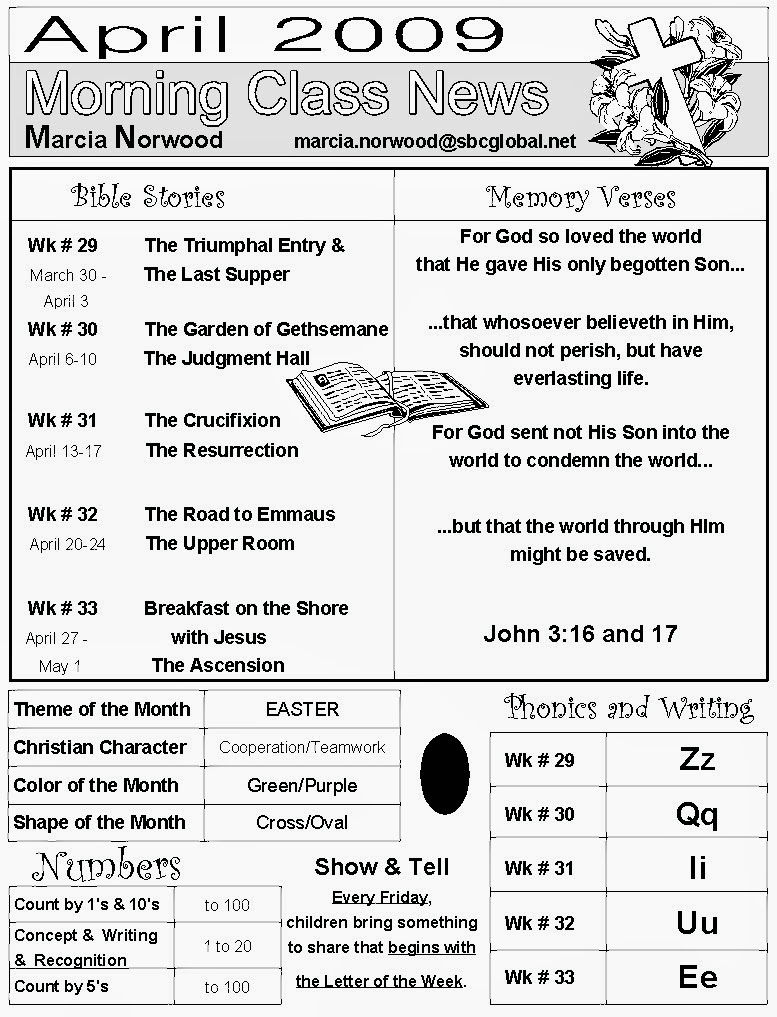 preschool april newsletter tell me a story bunny tales the easter and the real 477