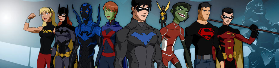 Justicia Joven (Young Justice: Invasion)