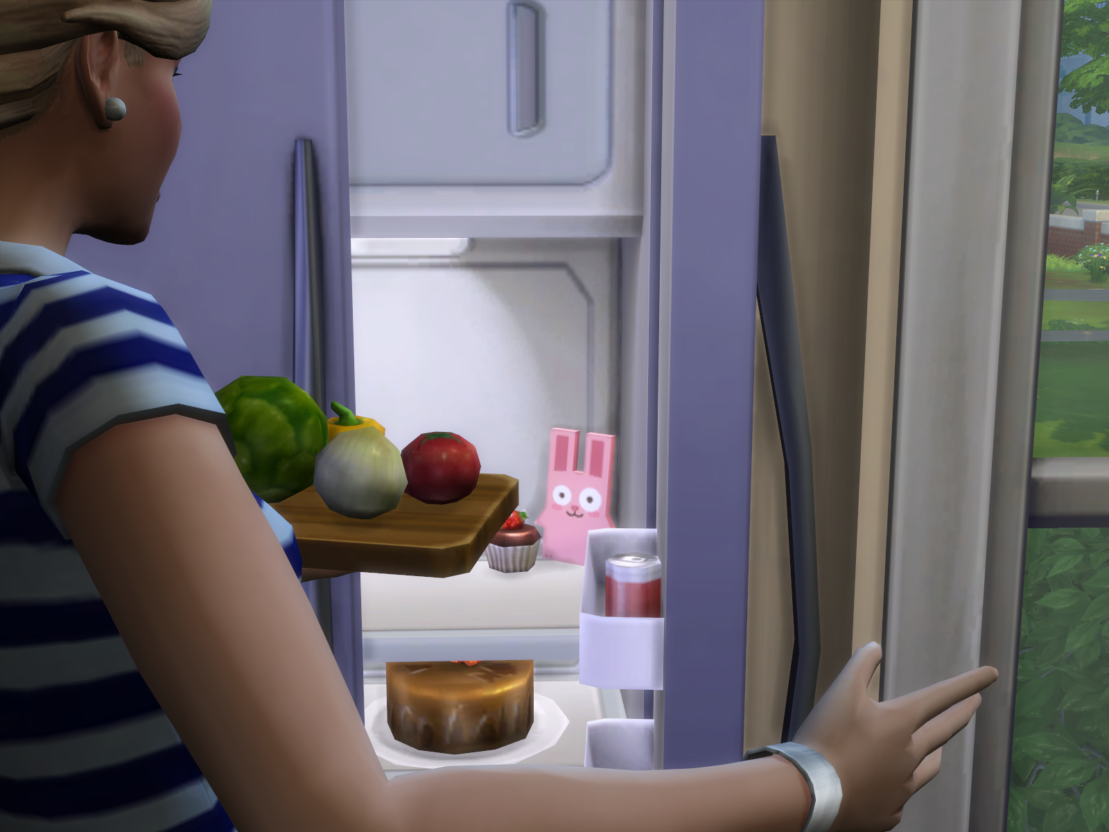 how to make new sims for household