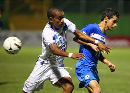 Honduras Sub 20-Nicaragua Sub 20