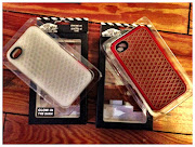 NEW I PHONE 4 CASES GLOW IN THE DARK AND RED GUM
