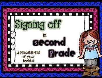 http://www.teacherspayteachers.com/Product/End-of-Year-Booklet-Second-Grade-1229182