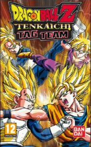 Game Dragon Ball Z - Tenkaichi Tag Team ISO For PPSSPP Android