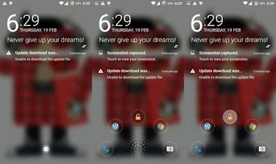 Hi Locker, Aplikasi Lockscreen Android Cantik Terbaru