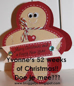iedere donderdag een kerstkaart