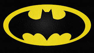 batman logo trademark symbol wallpaper background yellow black