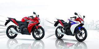 Motor Honda CBR 150R 2011