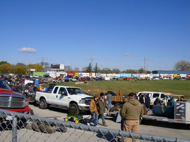 racing swap meet in iowa