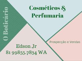 Edson Jr. - Consultor O Boticário