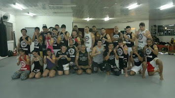 C.T. ART FIGHTERS MURIAÉ