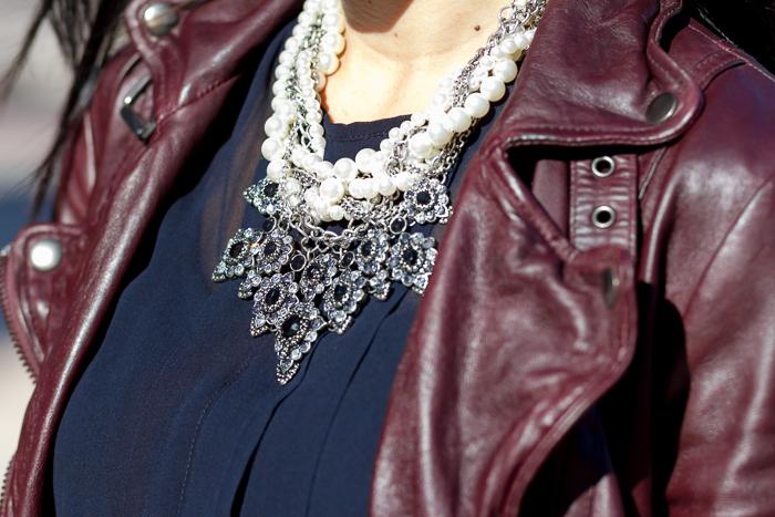 Imagen Detalles complementos maxi collar blogger de moda española