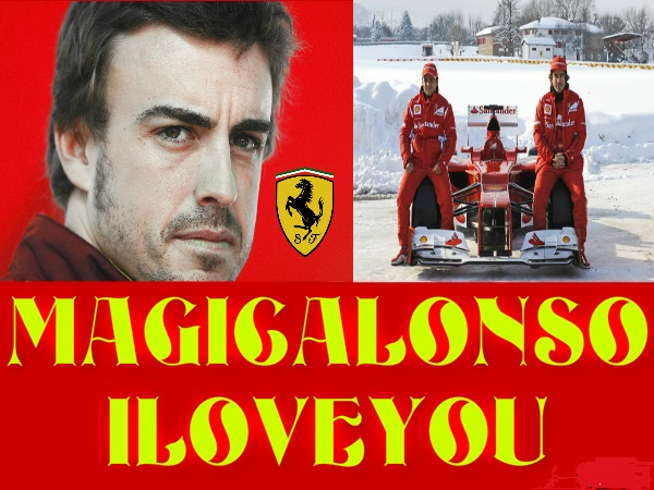Magic Alonso F1