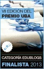 Blog finalista premio UBA