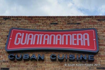 Guantanamera South Austin Cuban food
