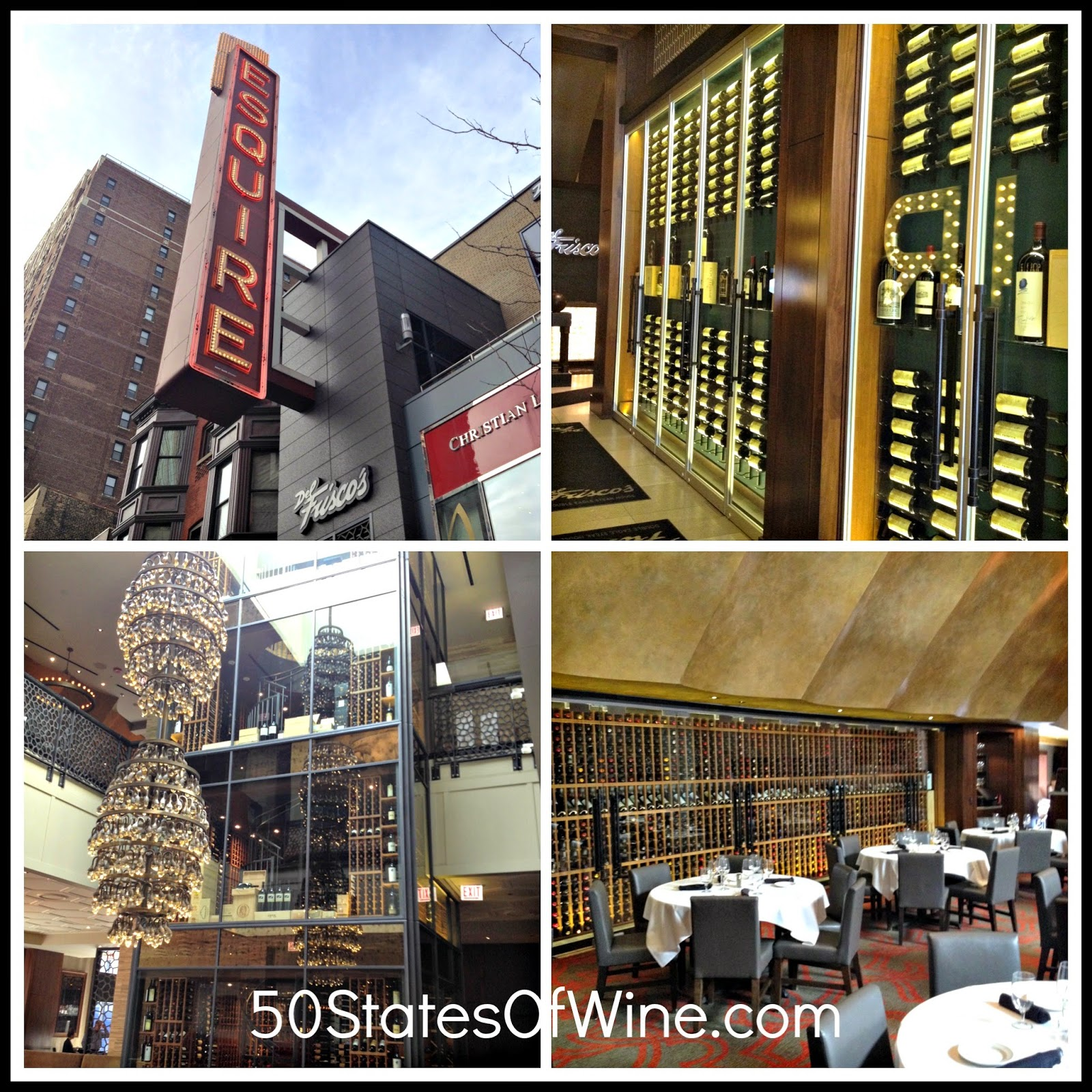 Del Frisco's Double Eagle Steak House, Chicago
