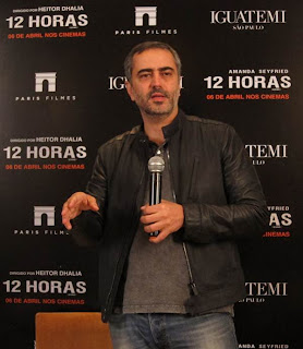 """Heitor Dhalia fala sobre o filme """"12 Horas"""""""