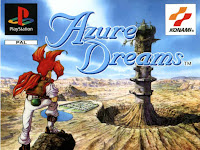 Game Ps1 - Azure Dreams