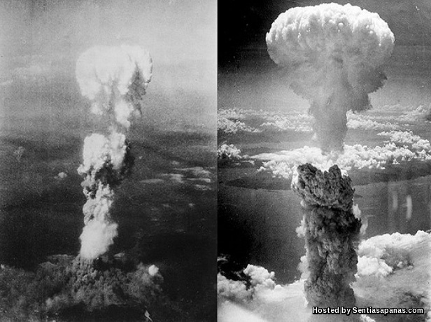 Pengeboman Hiroshima dan Nagasaki