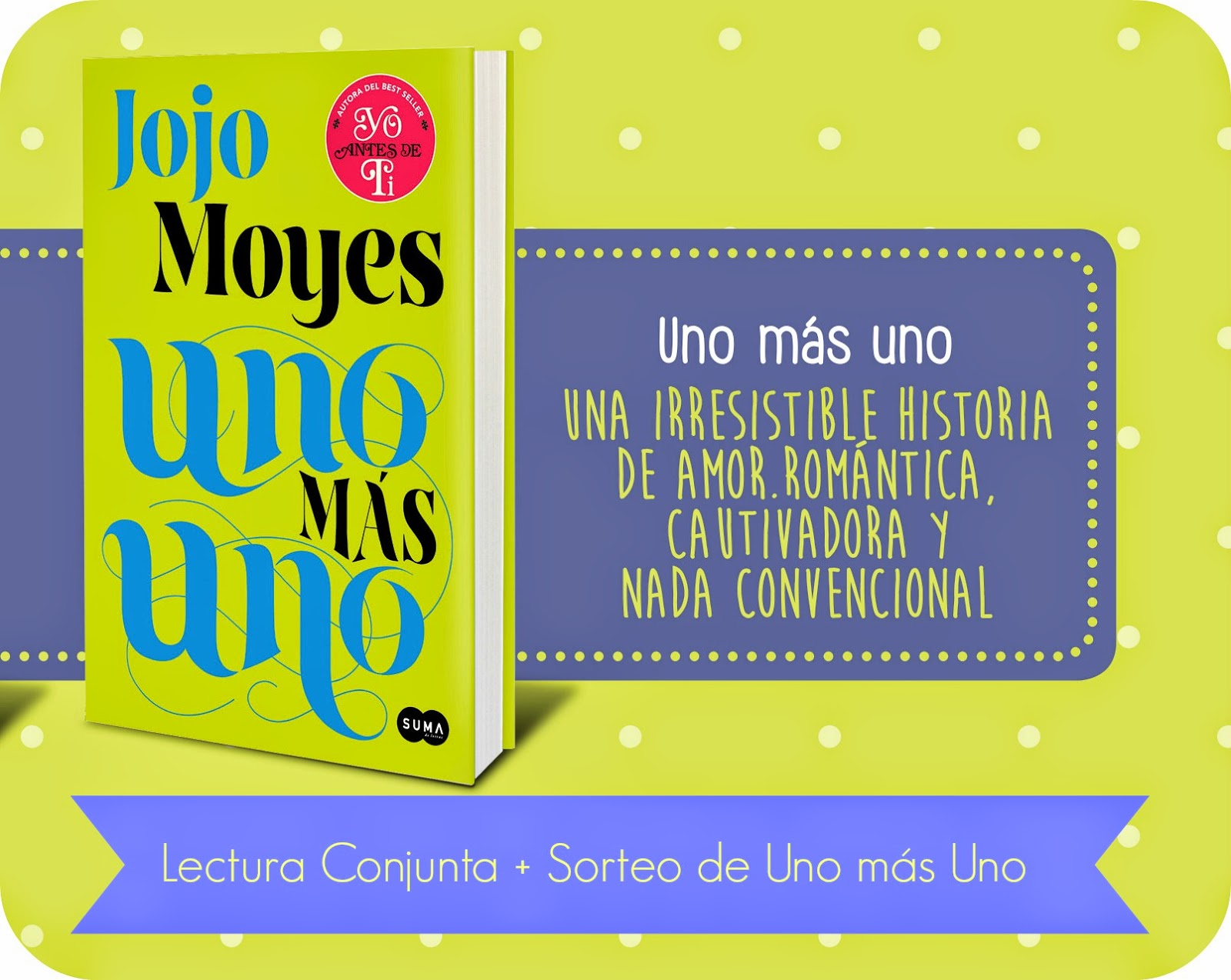 Lectura Conjunta + Sorteo