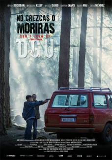 No Crezcas o Morirás (Don't Grow Up) Poster