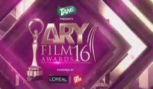 ARY Film Awards 2016 Orange Carpet on Ary Digital