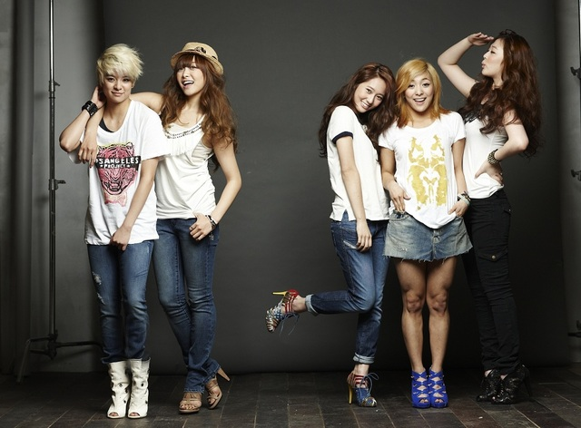 f(x) Appearance | ALL ABOUT KOREA F(x) Kpop Red Light