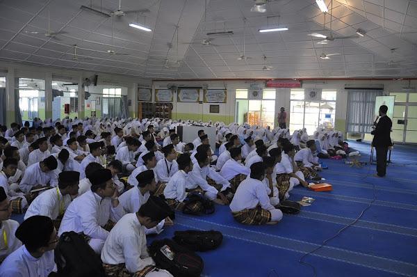 Ceramah Saya Di Mrsm Tun Ghafar Baba Jasin Waktu Solat Dot Net
