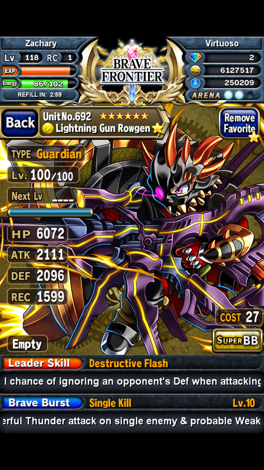 Zachary Snow | Gaming Guides and More!: Brave Frontier ...  Frontier Guide