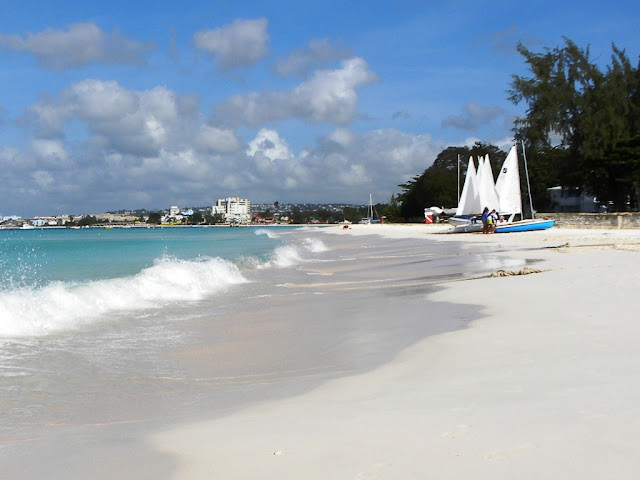 Carlise Bay, Barbados