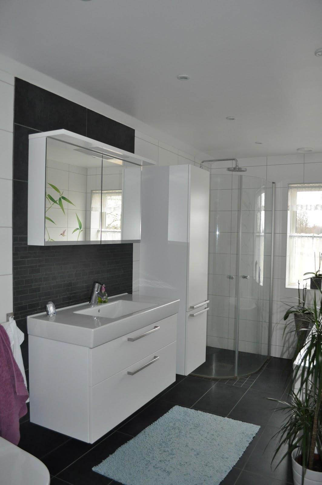 Uffes bygg: nytt badrum!