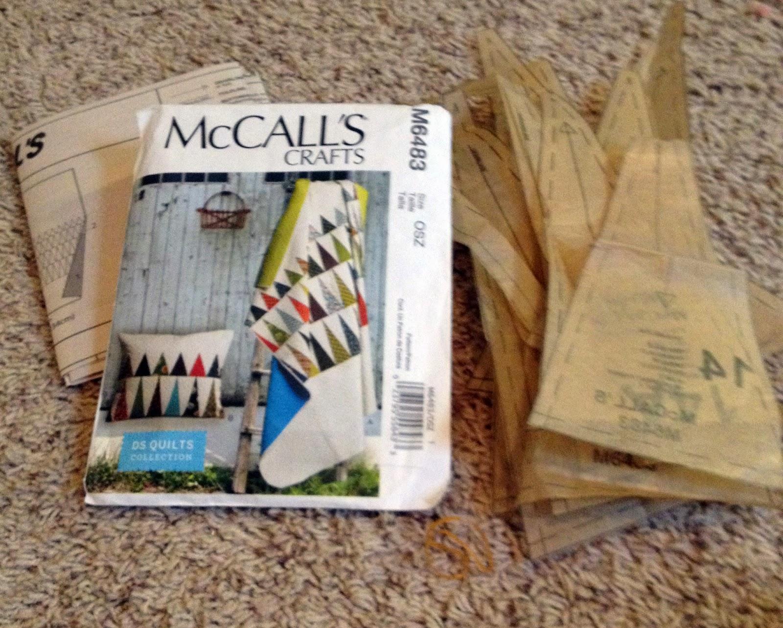 McCalls M6483