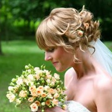 Short Hair Hairstyles. Wedding Hairstyles For Short