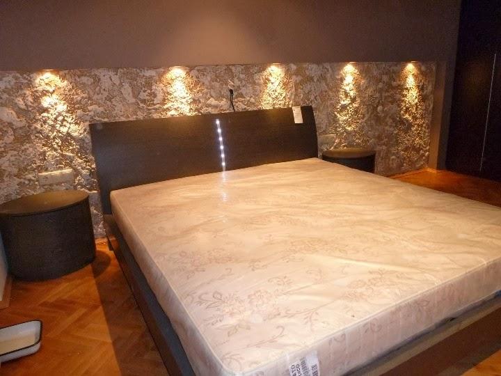 Спалня с декоративно пано 2