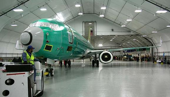 Right Supplier for Aircraft Hangar