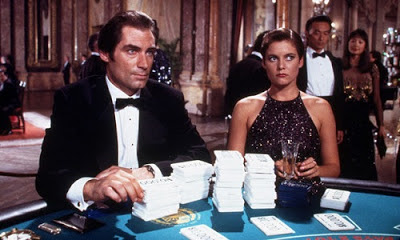 James Bond 007 Timothy Dalton Licence To Kill