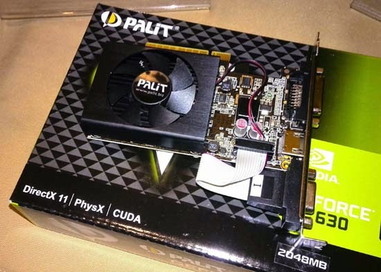 Palit NVIDIA GeForce GT630