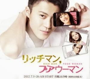 Rich Man Poor Woman 25 Film Romantis Jepang
