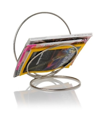Cool Magazine Holders and Creative Magazine Racks (15) 8