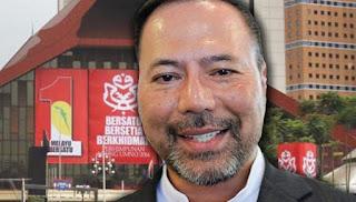 Ibu Pejabat UMNO makin merepek