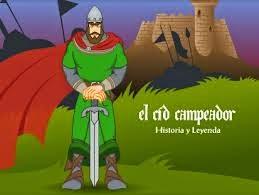 El Cid adaptado a niños