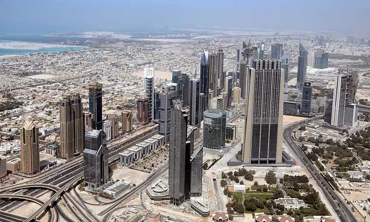 Bangunan, Gedung Pencakar Langit Tertinggi Di Dunia