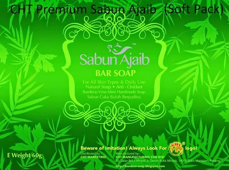 Premium Sabun Ajaib