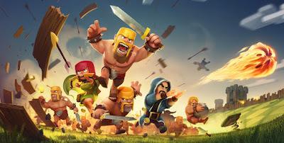 هل يمكن تهكير لعبة clash of clans