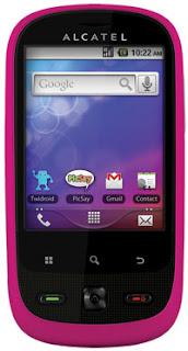 spesifikasi alcatel one touch 890D, harga alcatel one touch 890D, android murah,