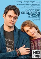 The Skeleton Twins (2014) BRrip 720p Latino-Ingles