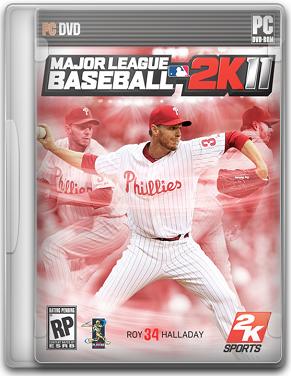 Capa Major League Baseball 2K11   PC (Completo) + Crack