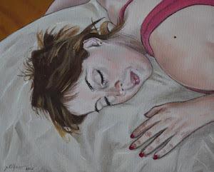 """""""Dormindo"""""""