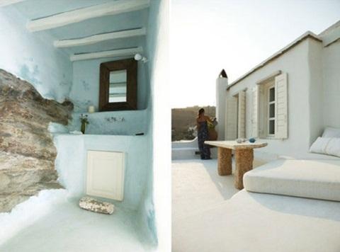 Disenyoss decoracion casas del mundo hoy casa Casas griegas antiguas