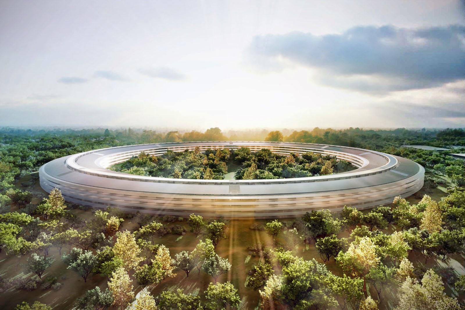 Edifício sustentável na California
