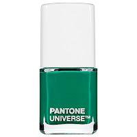 sephora pantone universe nail polish vernis ongles emerald